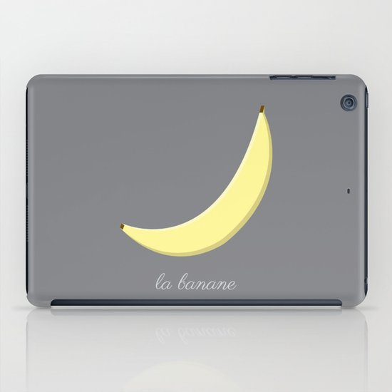 La Banane iPad Case