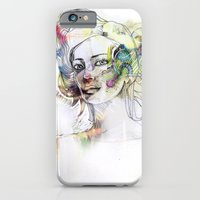 iPhone & iPod Case featuring Red Nose by Irmak Akcadogan