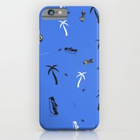 iPhone Cases featuring Tiki - Tū by .dione tigre.
