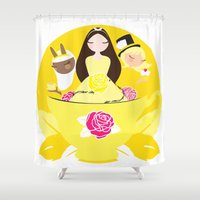Worldwide Endometriosis … Shower Curtain