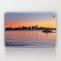 Vancouver Skyline Laptop & iPad Skin