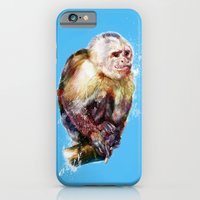 monkey iPhone & iPod Cases featuring Monkey by beart24