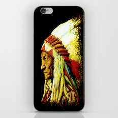 Indian chief iPhone & iPod Skin