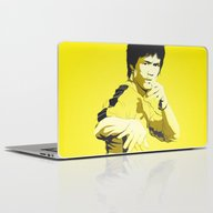 The Game Of Death Laptop & iPad Skin