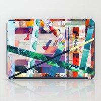 Antonsen (stripes 20) iPad Case