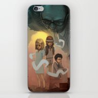 Wes Andersons - A Bad Da… iPhone & iPod Skin