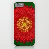Okshirahm Rose Mandala iPhone 6 Slim Case