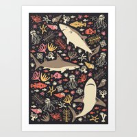 Oceanica Art Print