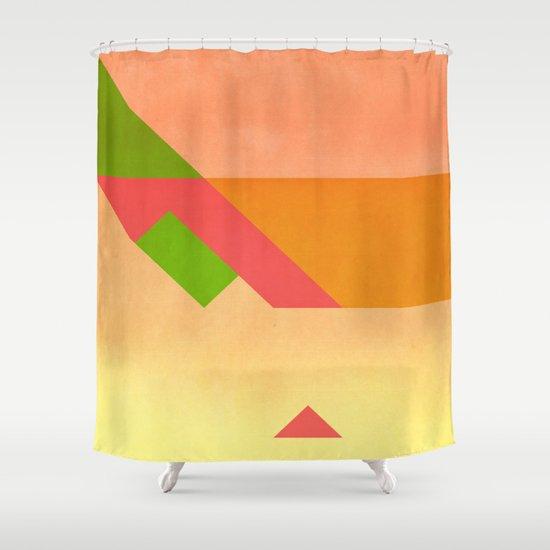 Match  Shower Curtain