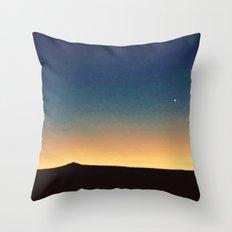 Southwestern Sunset Throw Pillow