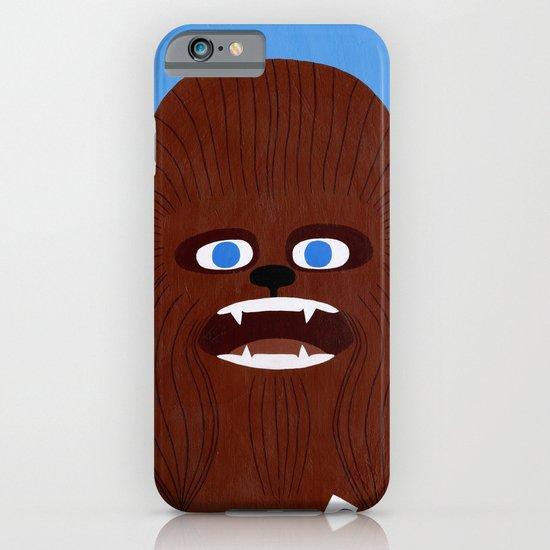 Chewbacca iPhone & iPod Case