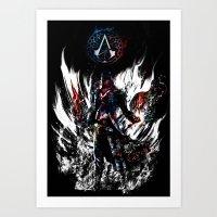 Assassin's Power Art Print