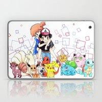 Pokemon Laptop & iPad Skin