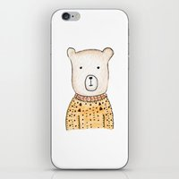 Bear iPhone & iPod Skin