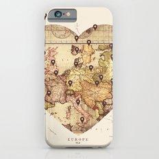 Love to Travel Slim Case iPhone 6s