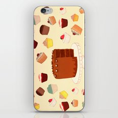 I Bake your Pardon! iPhone & iPod Skin