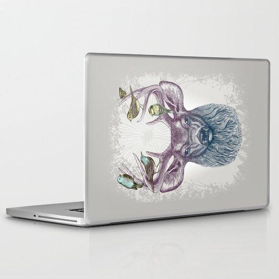 Magic Buck Laptop & iPad Skin