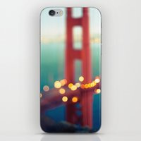 Meet Me In San Francisco iPhone & iPod Skin