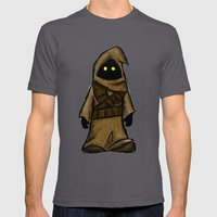 Jawa Scavenger Mens Fitted Tee Asphalt SMALL