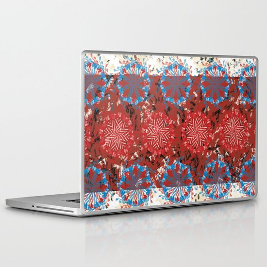 Diaspora 1 Laptop & iPad Skin