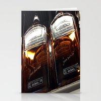 Gentleman Jack Stationery Cards
