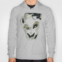 a faint smile Hoody