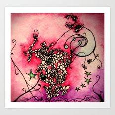Magik *Xmas special* Art Print