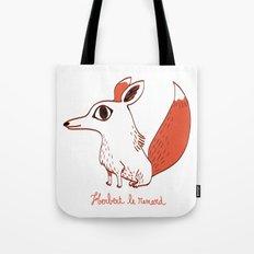Herbert le renard Tote Bag