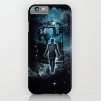 iPhone & iPod Case featuring Time Traveller by frederic levy-hadida