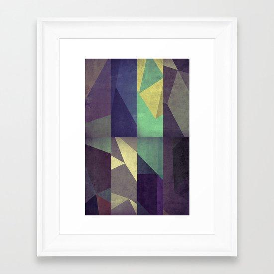 flysx+fyrwyrd Framed Art Print