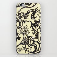 Birdbrain iPhone & iPod Skin