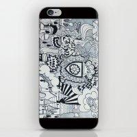 Live Long And Prosper iPhone & iPod Skin