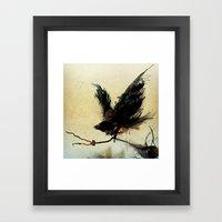 Sweet Bird Framed Art Print