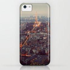 Paris iPhone 5c Slim Case