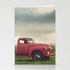 The Farm Truck Stationery Cards