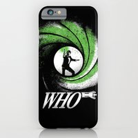 The Name's Who iPhone 6 Slim Case