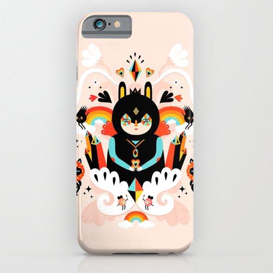 Rainbow Queen iPhone & iPod Case