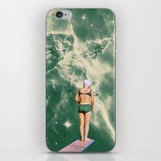 Space Olympics iPhone & iPod Skin