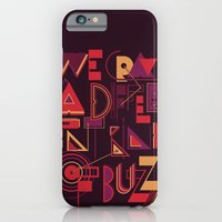 iPhone & iPod Case featuring A Different Buzz by Wheeler Juell