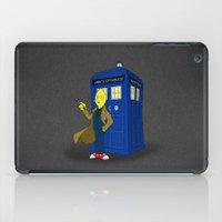 Doctor Lemongrab  iPad Case