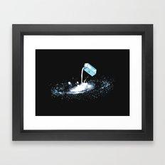 The Milky Way Framed Art Print