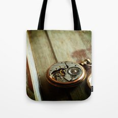 The Conductor's Timepiece - 2 Tote Bag
