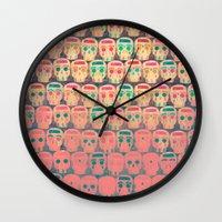 CALAVERITAS Wall Clock