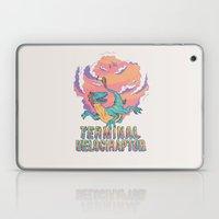 Terminal Velociraptor (version 2) Laptop & iPad Skin