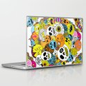 Halloween Print Laptop & iPad Skin