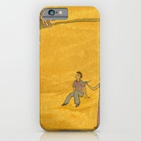 iPhone & iPod Case featuring The Bird of Truth by Camilo Nascimento
