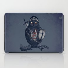 Night Watchman iPad Case