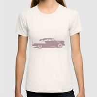 Bel Air Womens Fitted Tee Natural SMALL