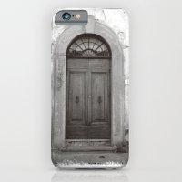 iPhone & iPod Case featuring Rome Door 1 by Michael Jon Watt