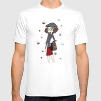 Have a break, have a cupcake ! Mens Fitted Tee White SMALL